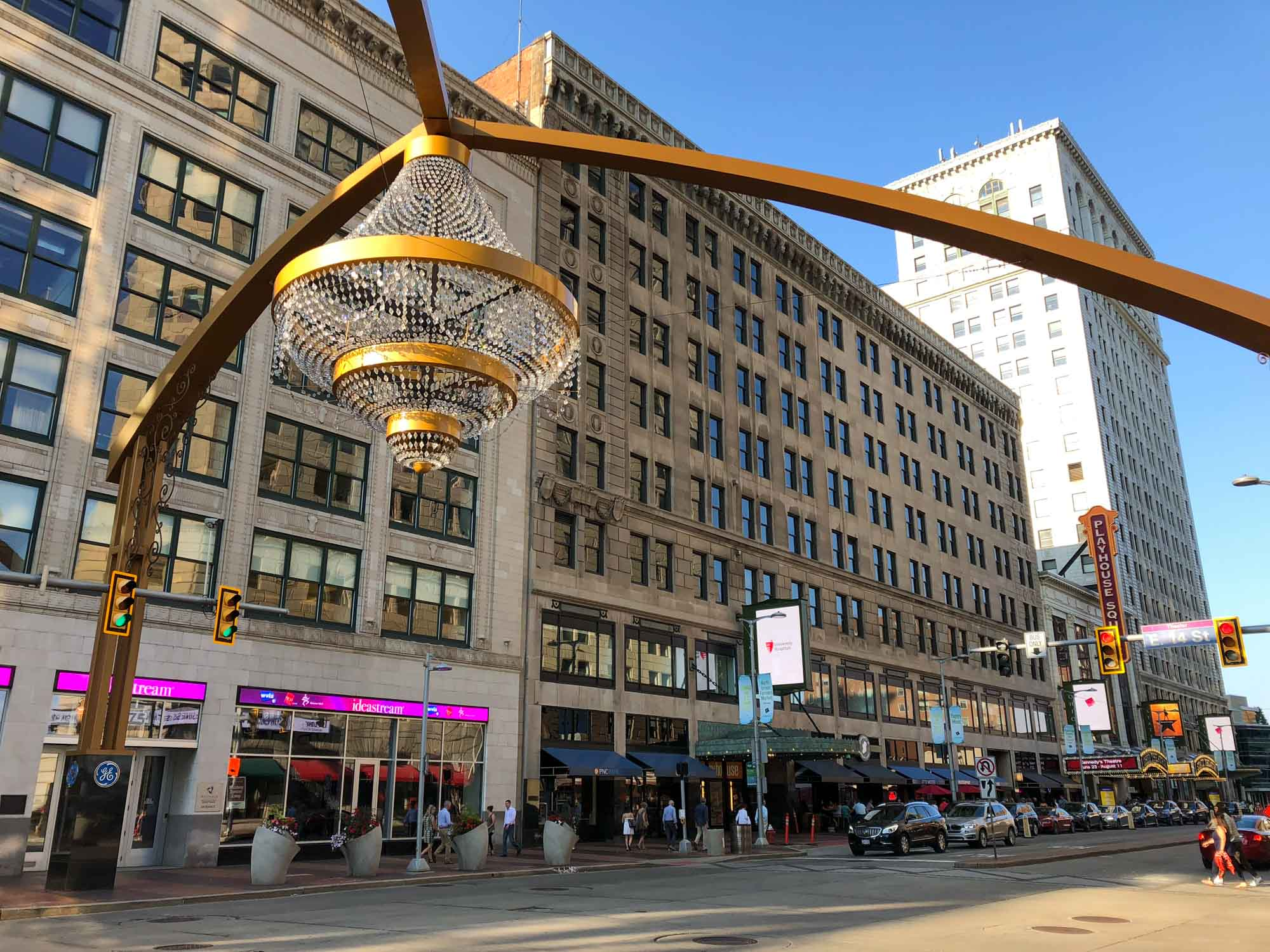 Cleveland Date Night Guide: Playhouse Square