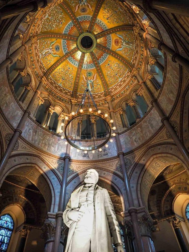 James A. Garfield Memorial