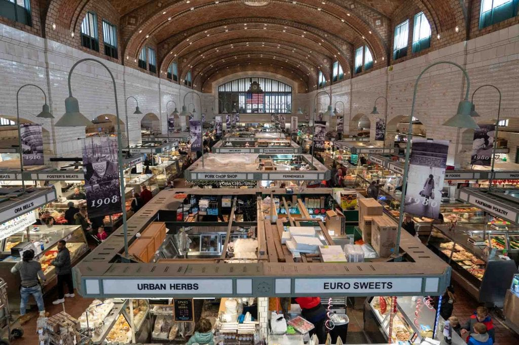 West Side Market in Cleveland