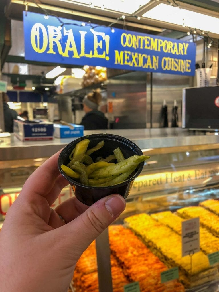 Orale! at West Side Market