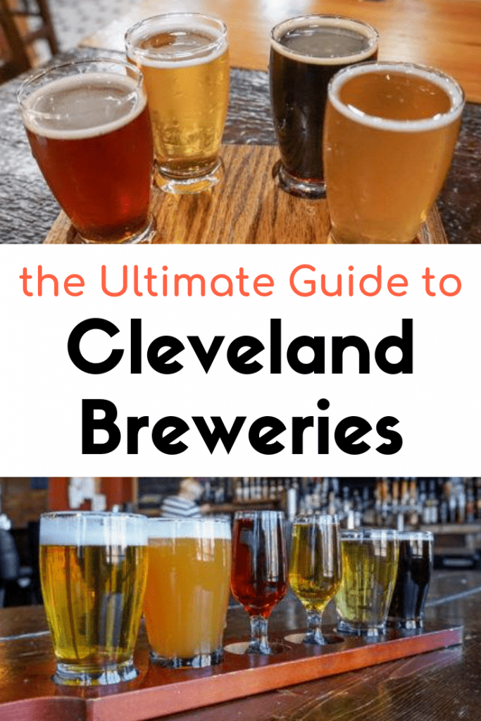 The ultimate guide to Cleveland breweries