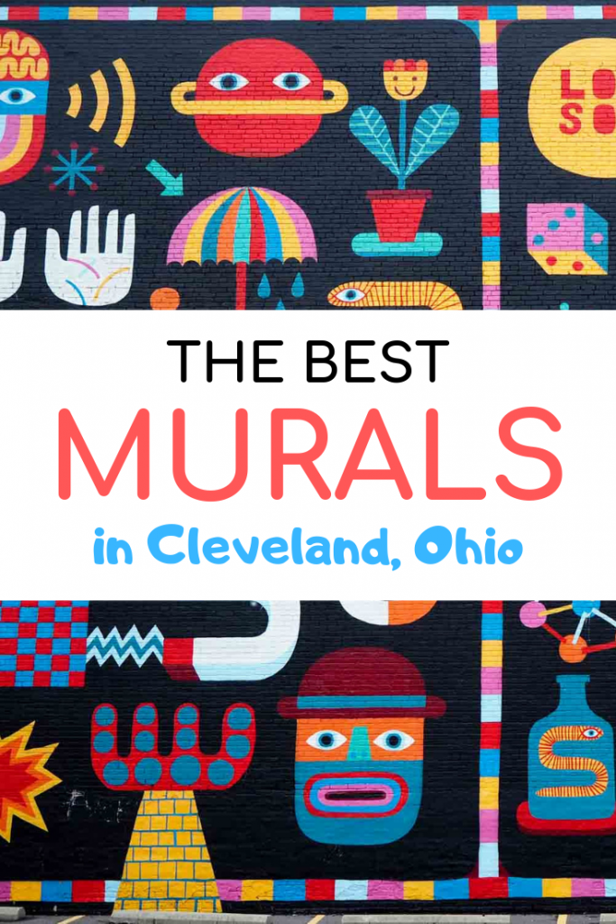 The best murals in Cleveland, Ohio and where to find them