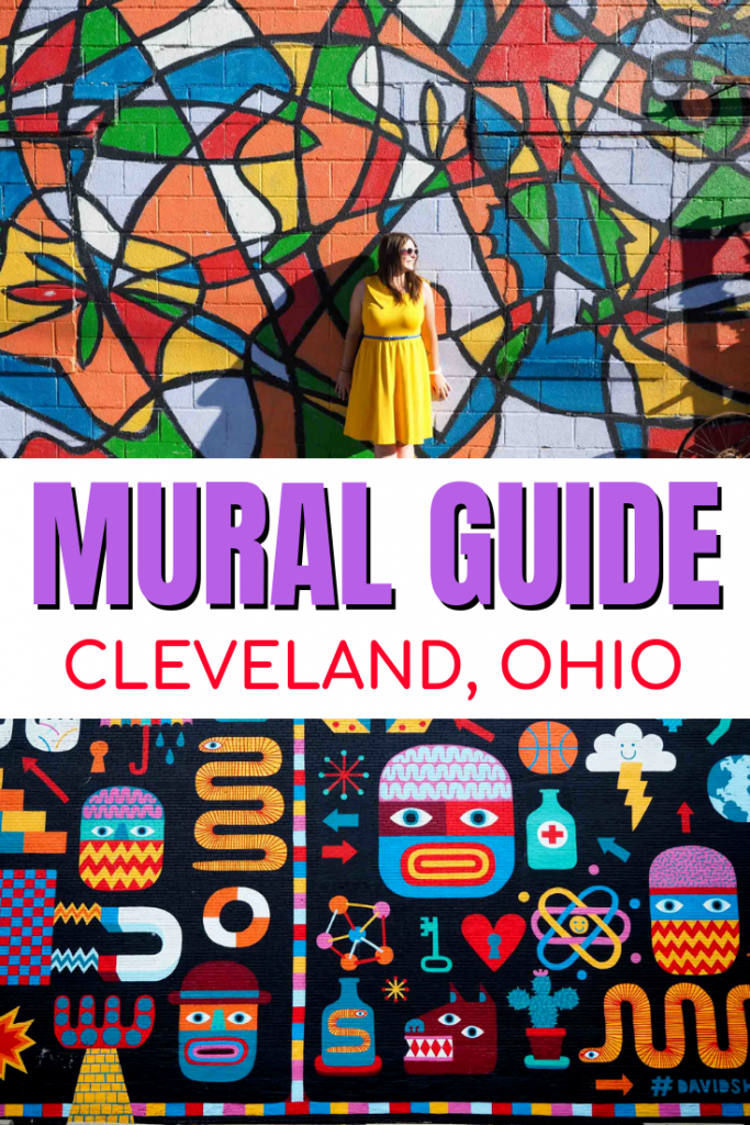 A mural guide to Cleveland, Ohio