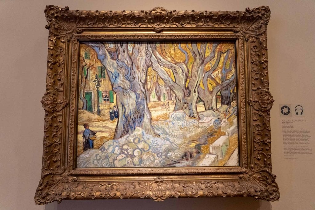 Van Gogh at Cleveland Museum of Art