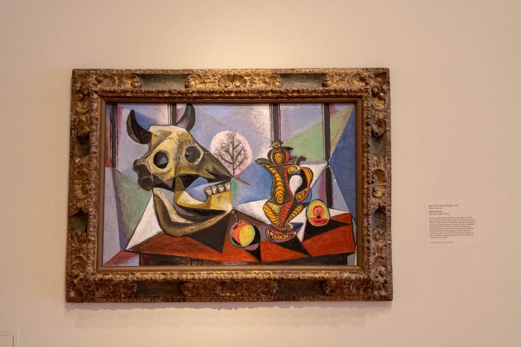 Picasso at Cleveland Museum of Art
