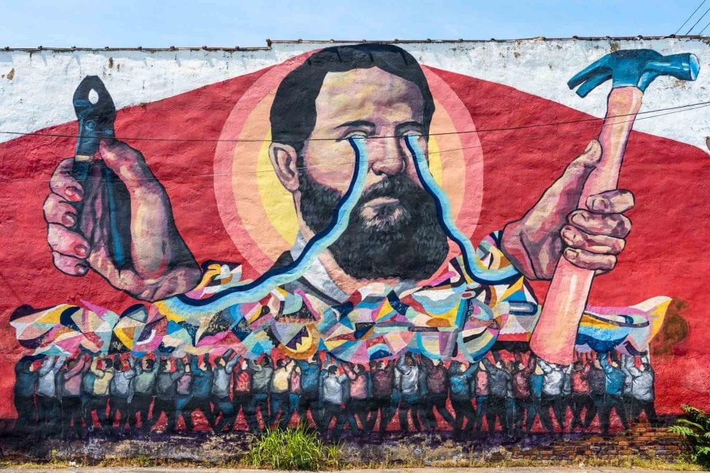 Collinwood mural
