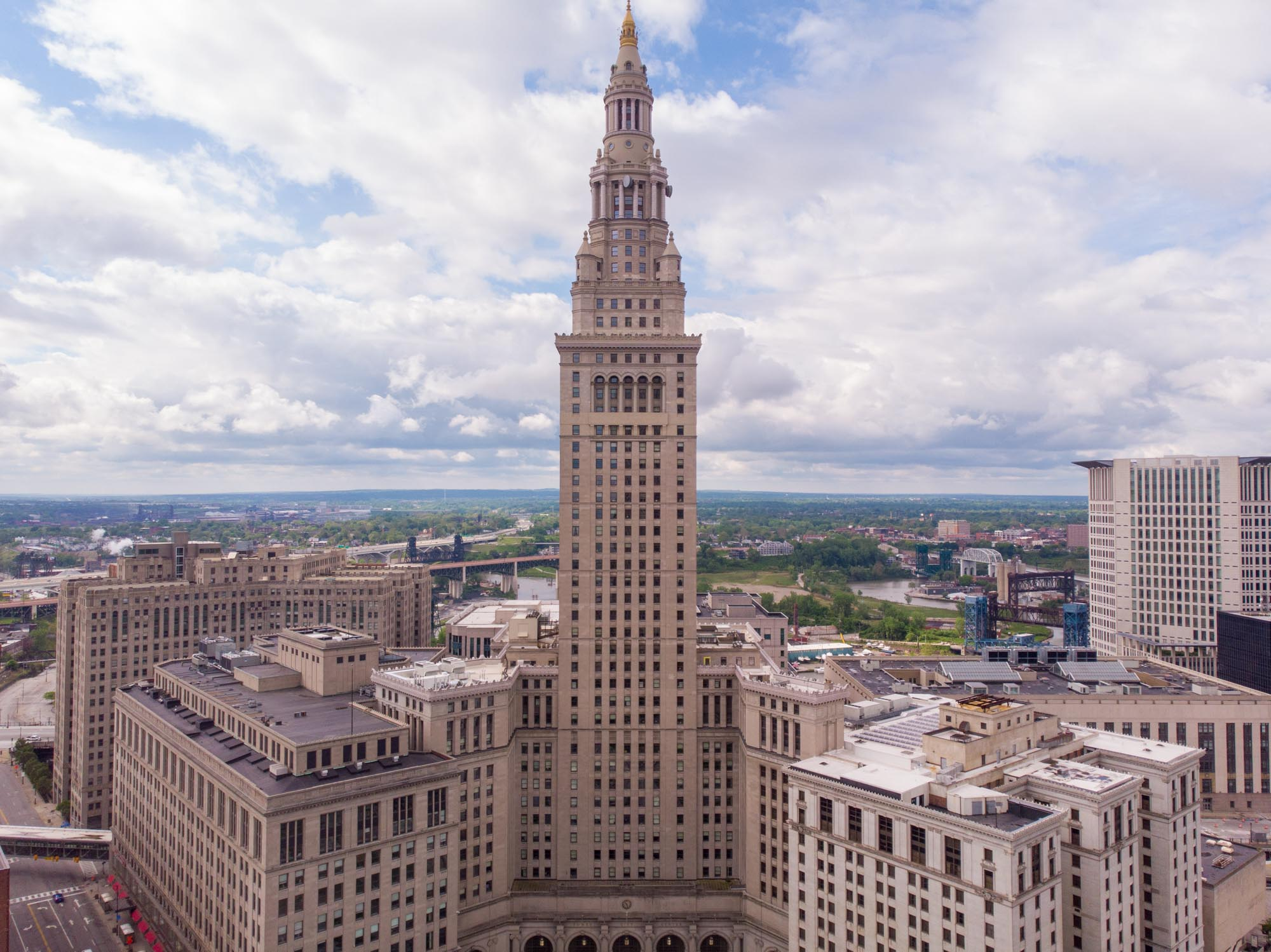 A Guide to Visiting the Terminal Tower Observation Deck