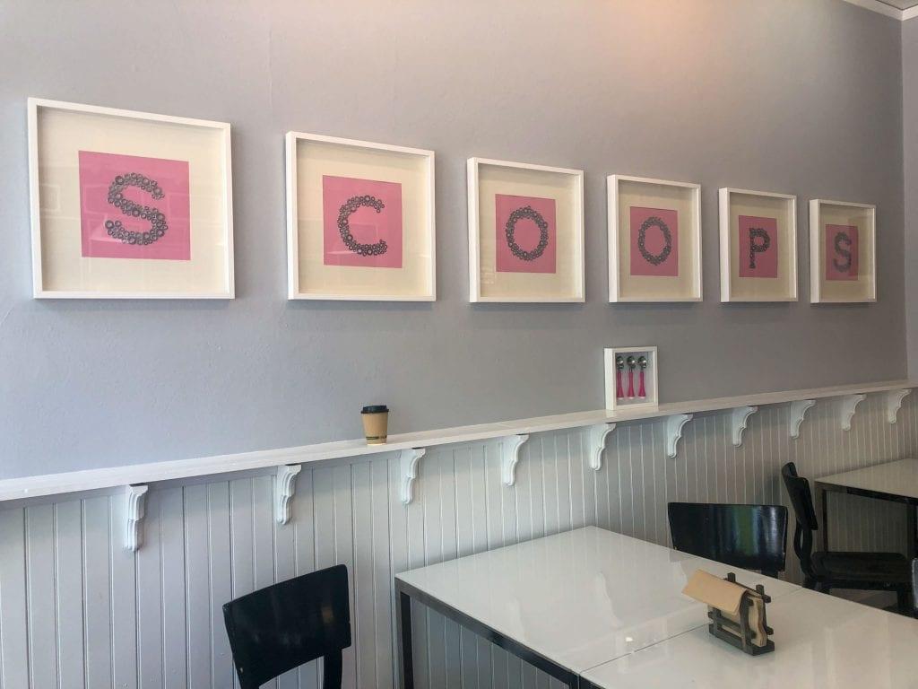 Tremont Scoops ice cream shop