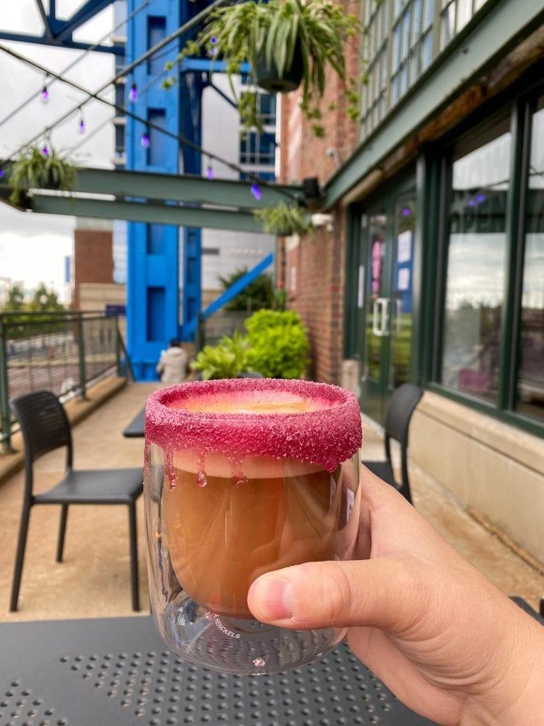27 Club Coffee Pink Latte