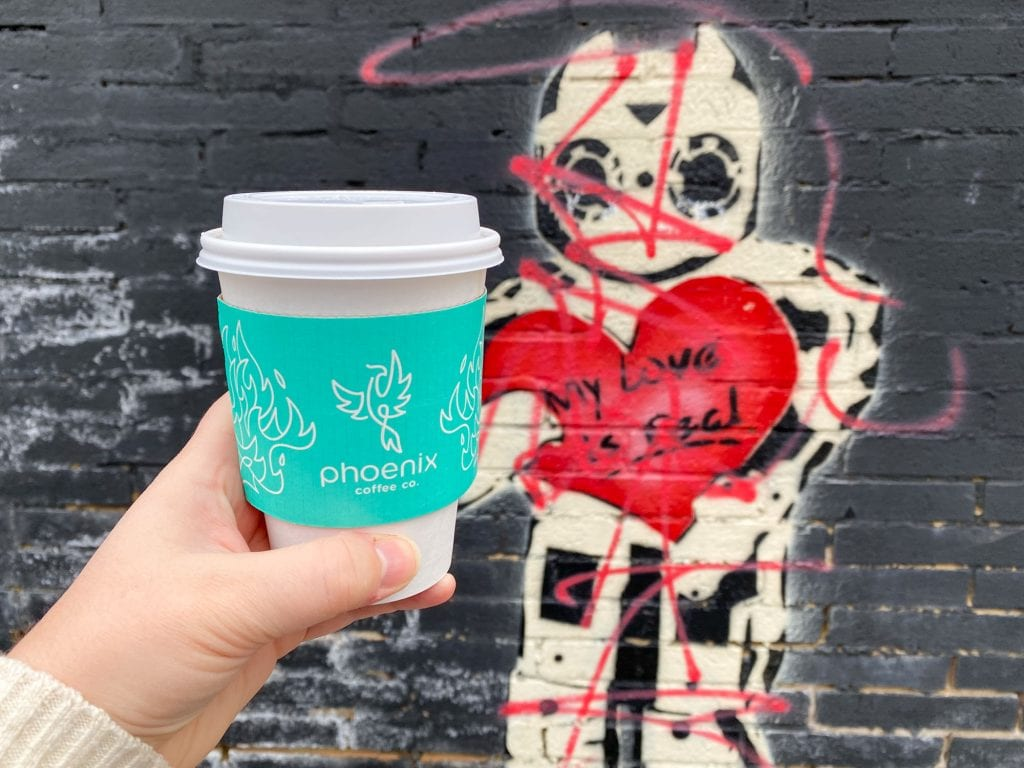 Phoenix coffee Ohio City