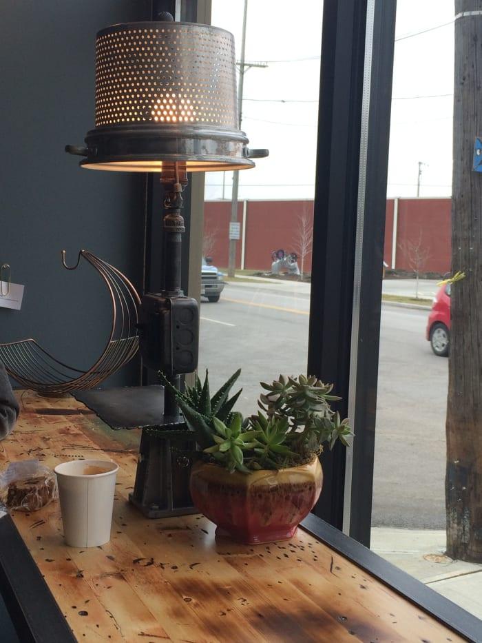 Six Shooter Coffee shop