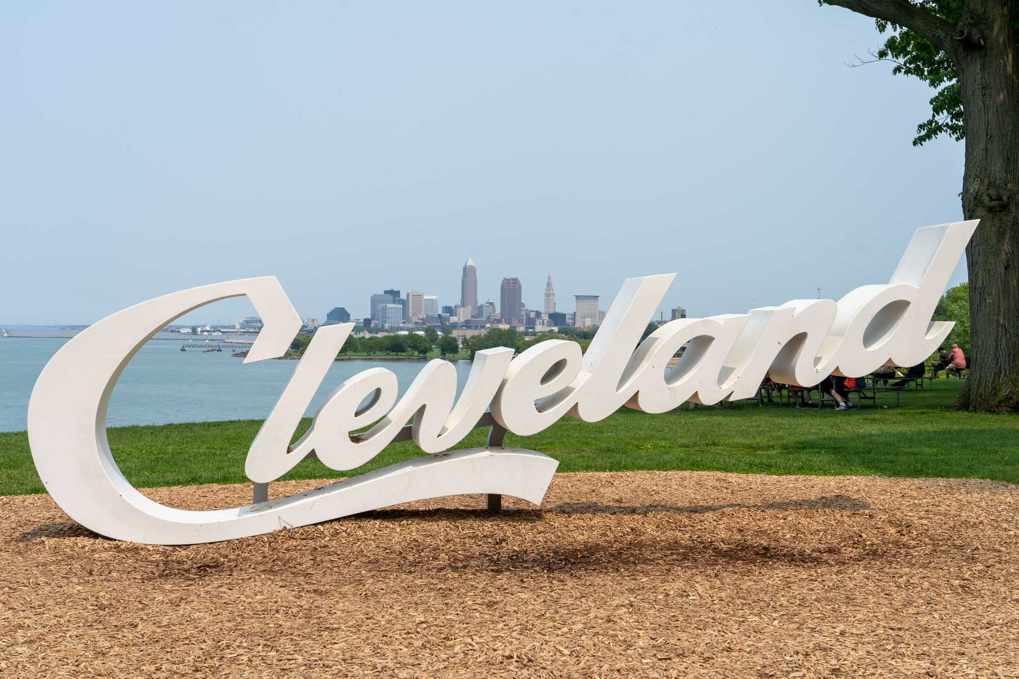The Cleveland Script Signs and Where to Find Them