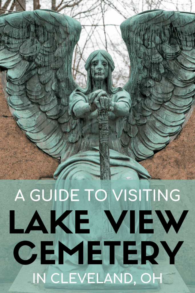 Lake View Cemetery guide