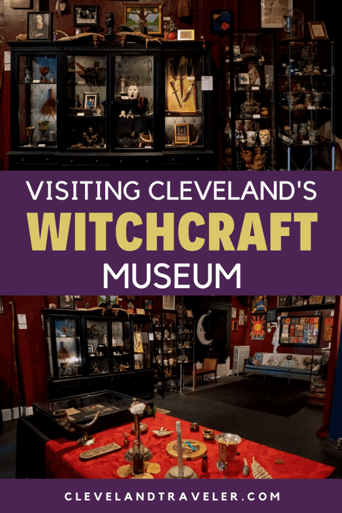 Visiting Cleveland's Witchcraft Museum