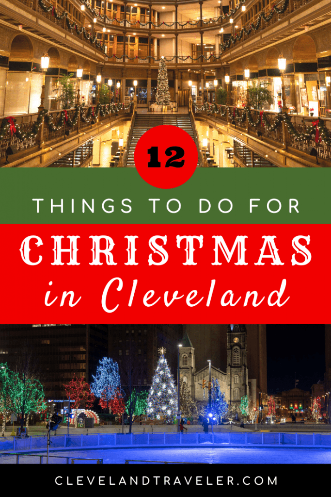 12 Things to do for Christmas in Cleveland