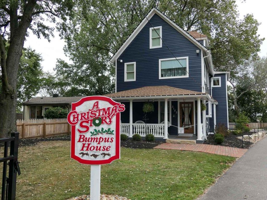 Bumpus House