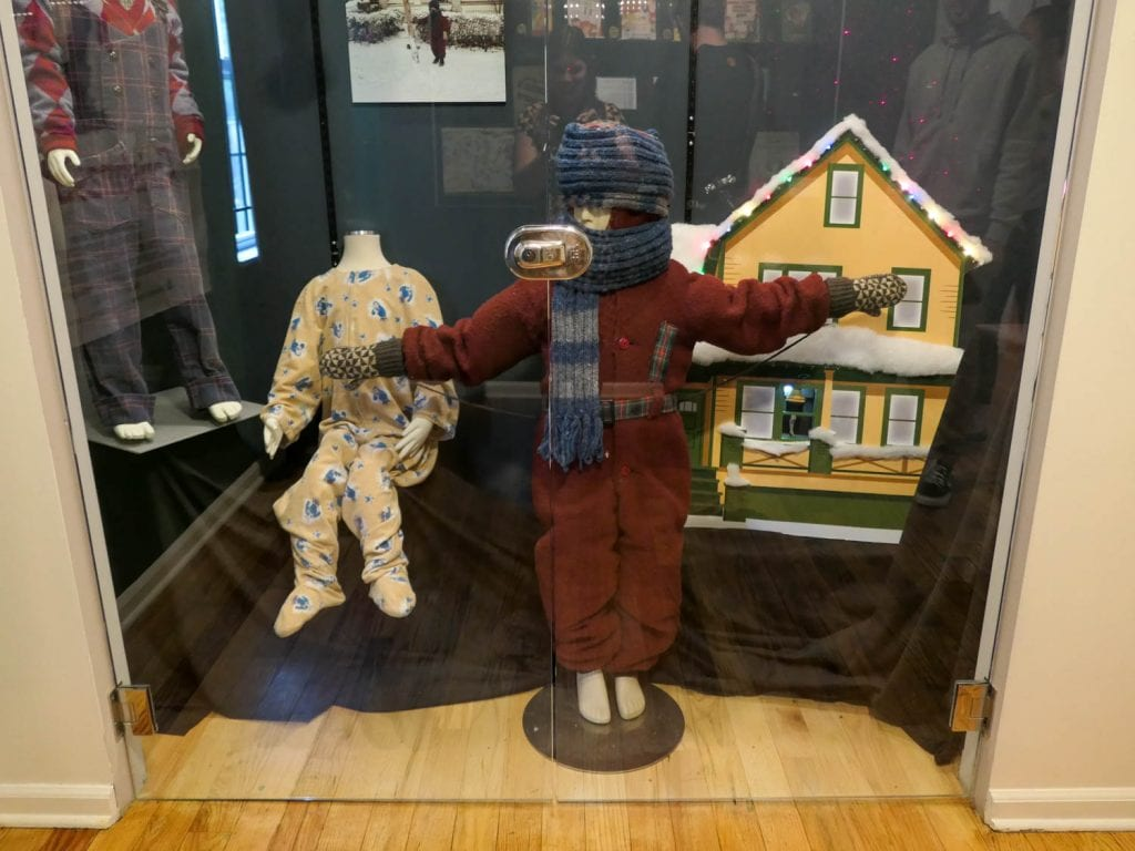 A Christmas Story House Museum