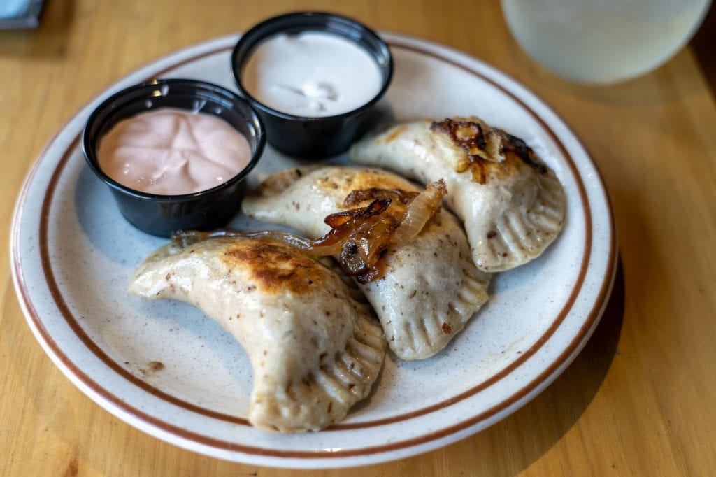 Pierogi at Jukebox