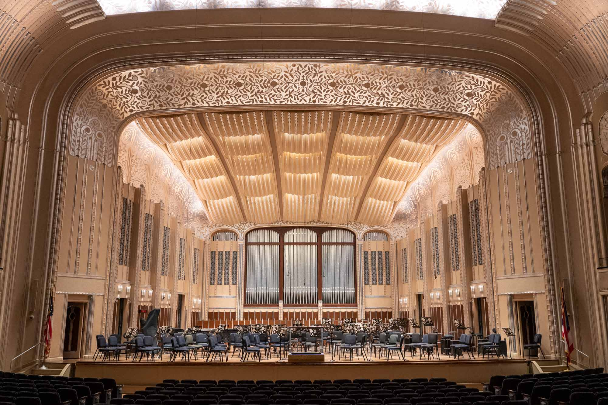 Cleveland Must-Do: See the Cleveland Orchestra Perform + Tour Severance Hall