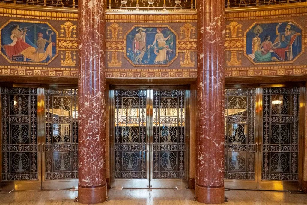 Severance Hall Grand Foyer