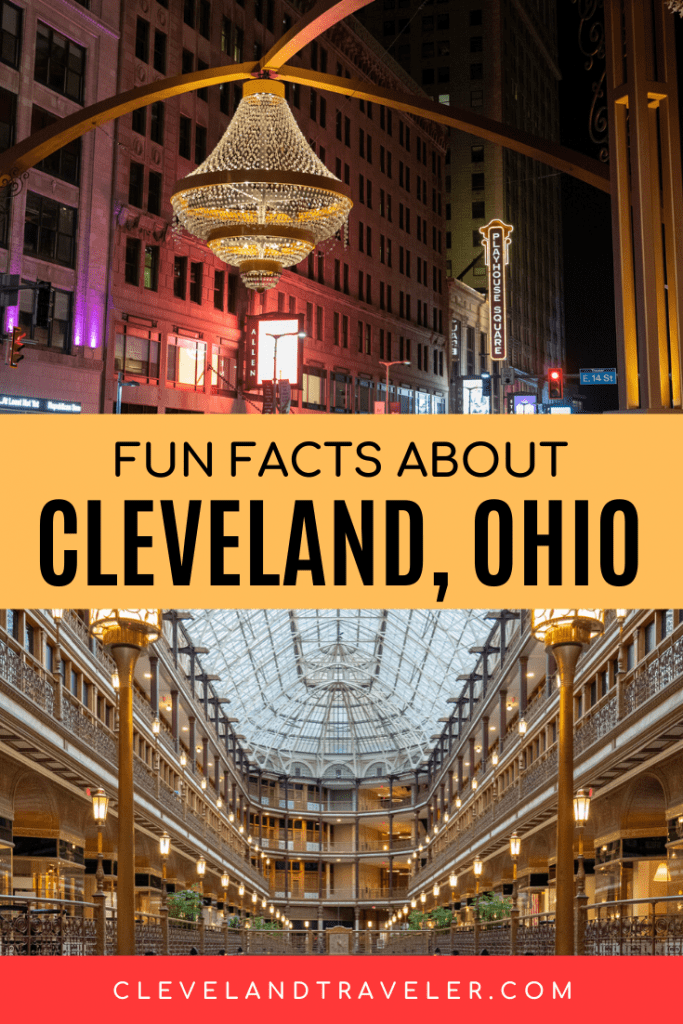 Fun facts about Cleveland