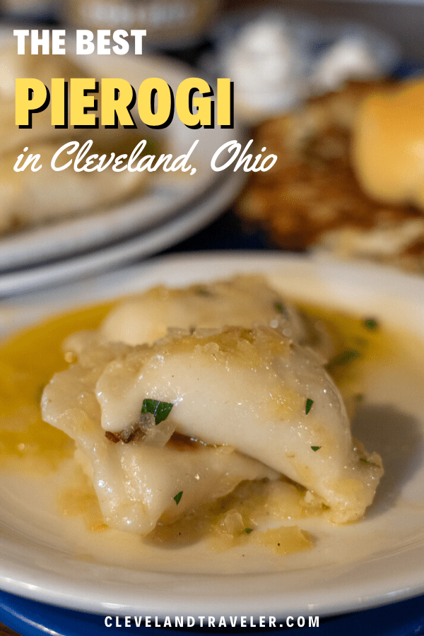The pierogi in Cleveland, Ohio