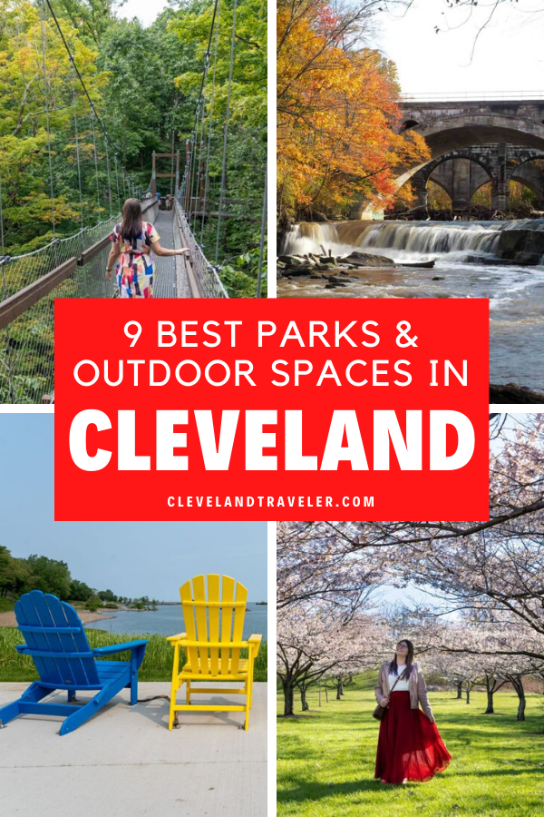 Parks and outdoor spaces in Cleveland