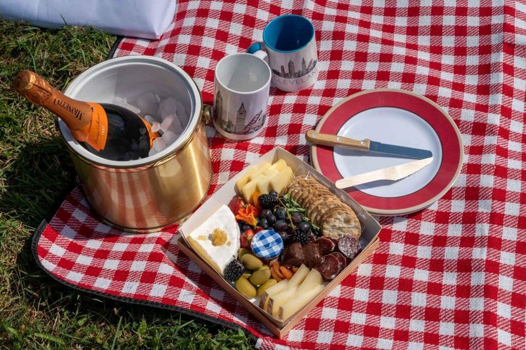 Sweet Brie Co picnic board