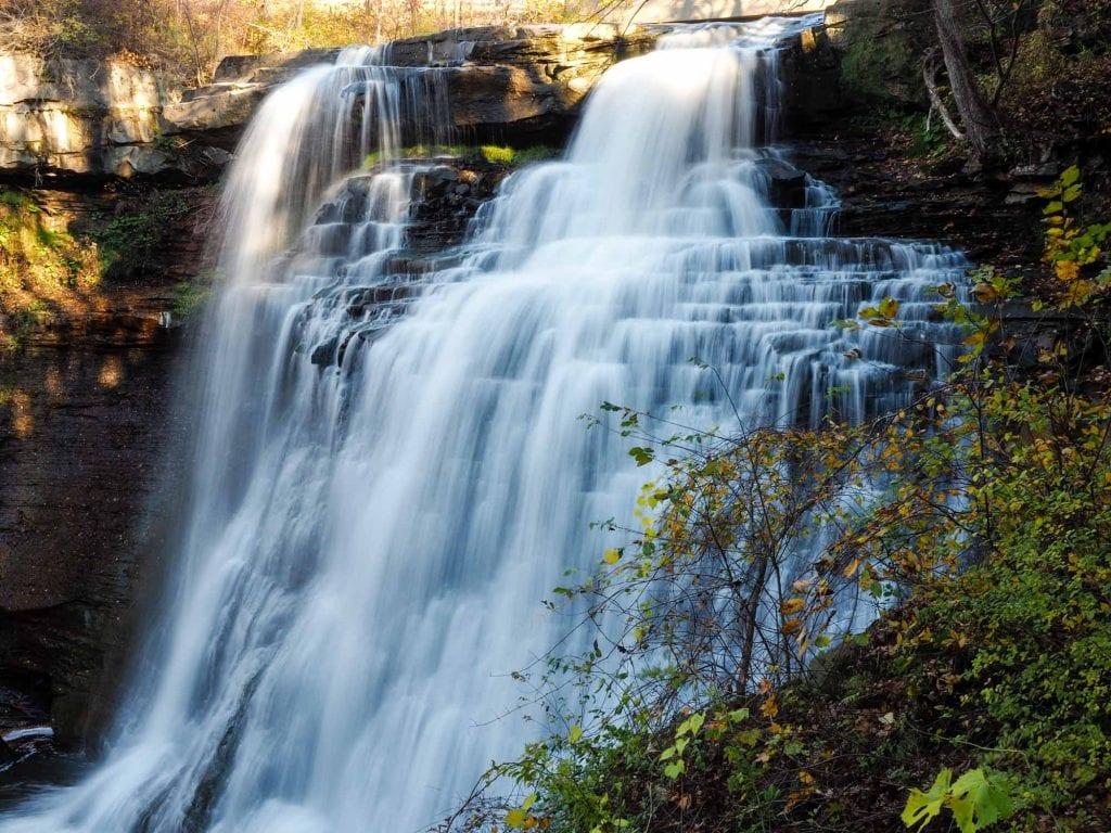 Brandywine Falls at CVNP