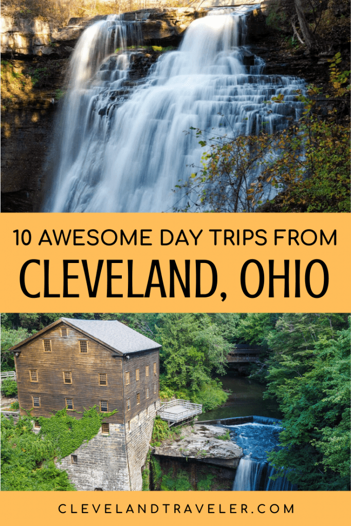 10 great day trips from Cleveland, Ohio