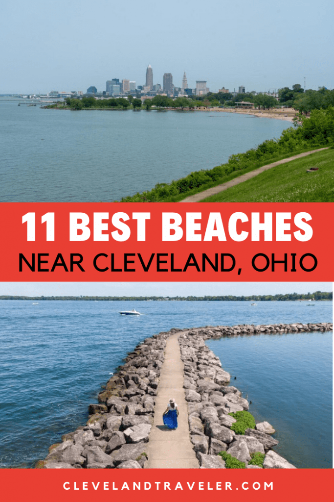 The best beaches near Cleveland, Ohio