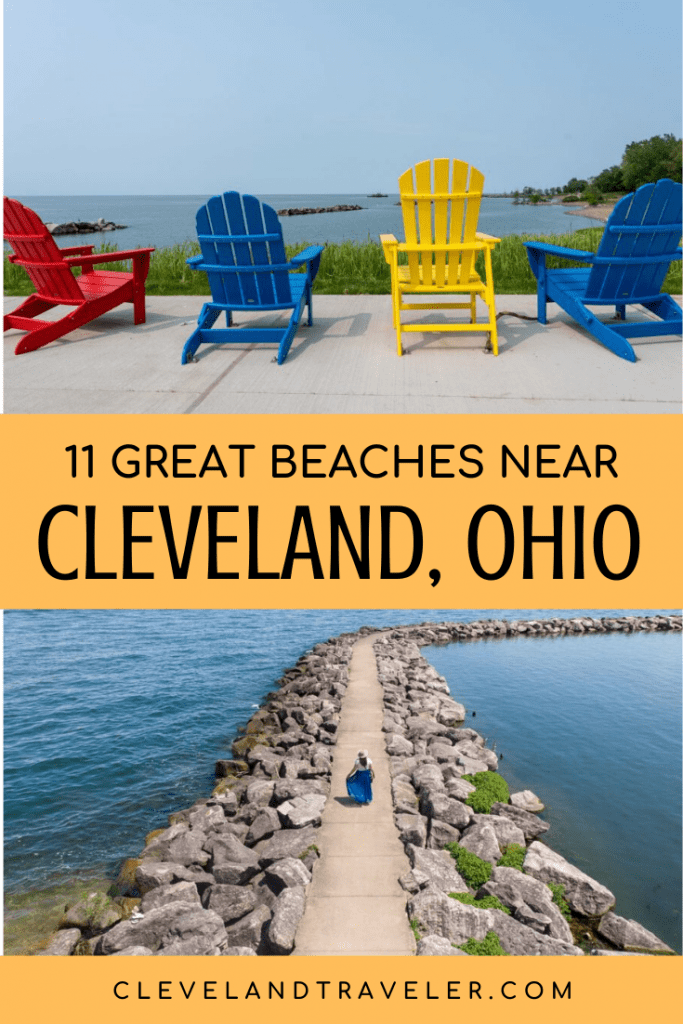 11 great beaches near Cleveland, Ohio