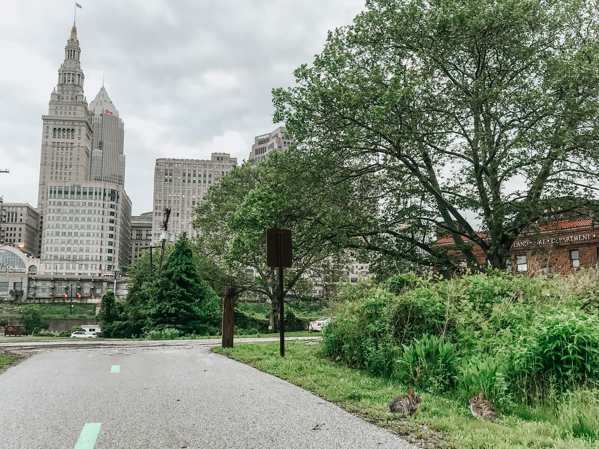The 10 Best Running Trails in Cleveland
