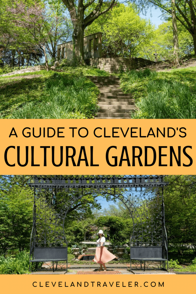 A guide to the Cleveland Cultural Gardens