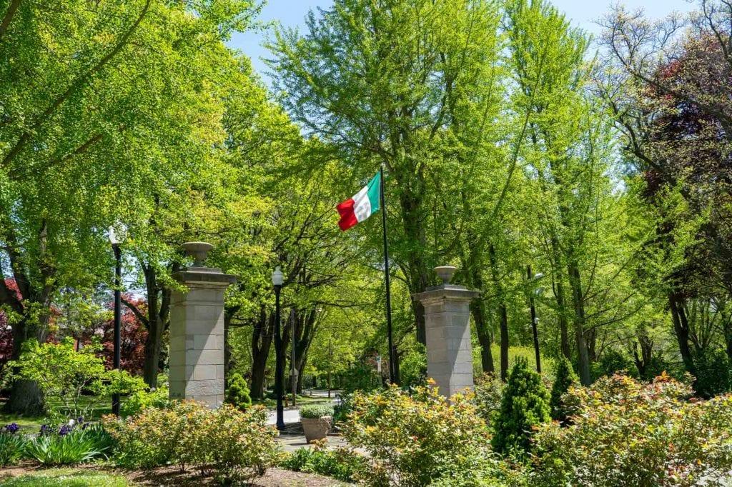 Italian Cultural Garden
