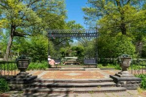 Hungarian Cultural Garden in Cleveland