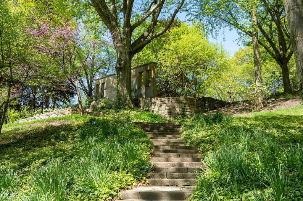 Greek Cultural Garden