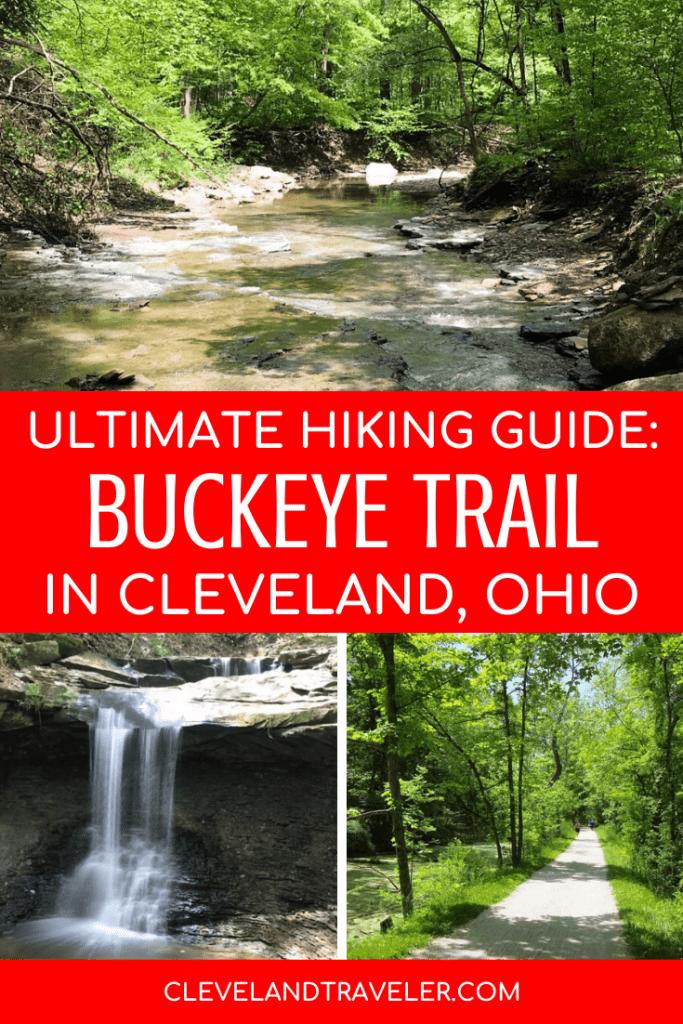 Buckeye Trail hiking guide
