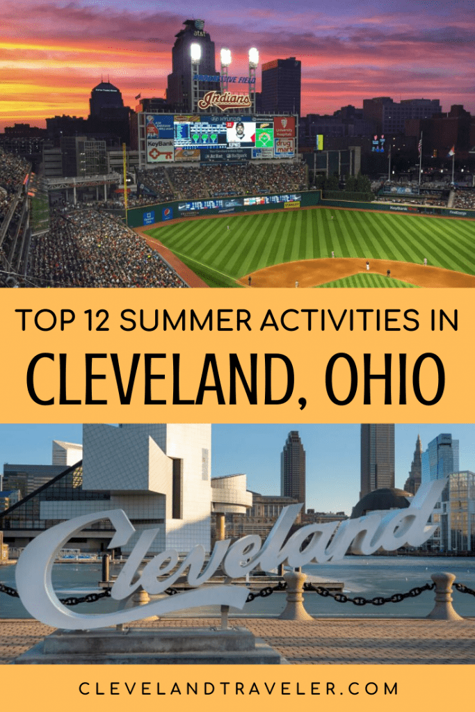 Things to do in Cleveland in summer