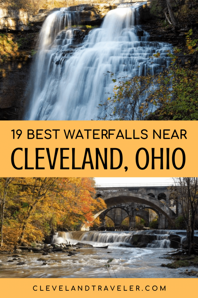 Best waterfalls near Cleveland, Ohio