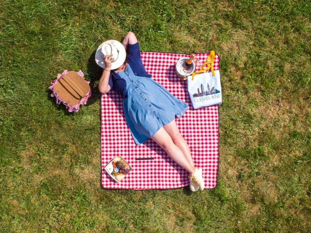 Cleveland Traveler picnic