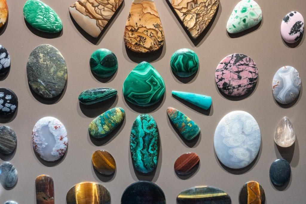 Gemstones at CMNH
