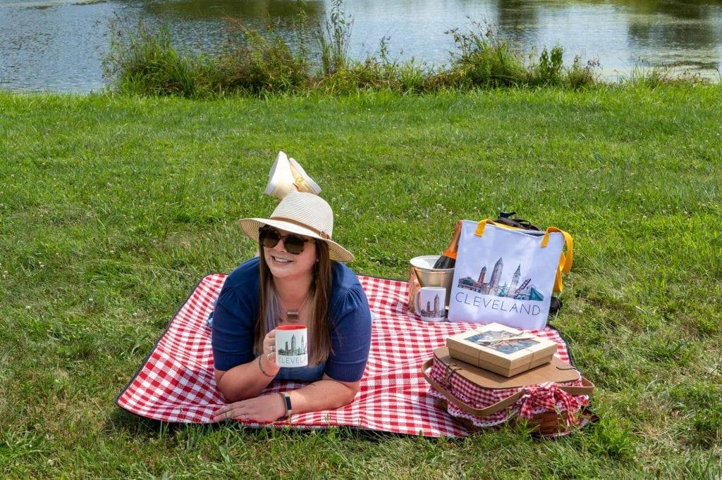 Cleveland Traveler shop picnic