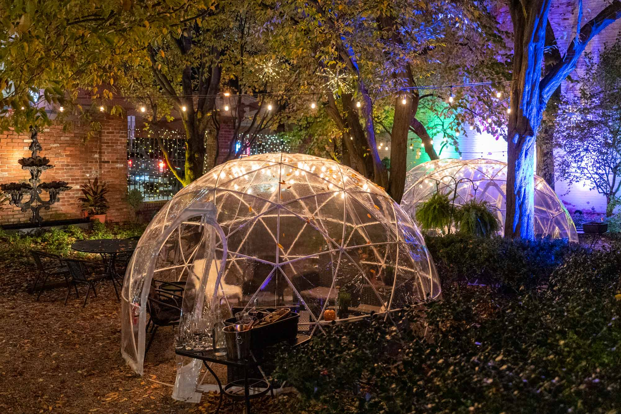20+ Heated Patios and Igloos in Cleveland to Enjoy this Winter and Spring