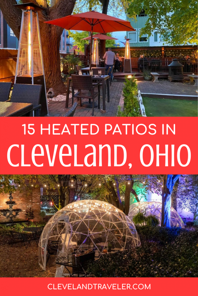 Heated patios in Cleveland