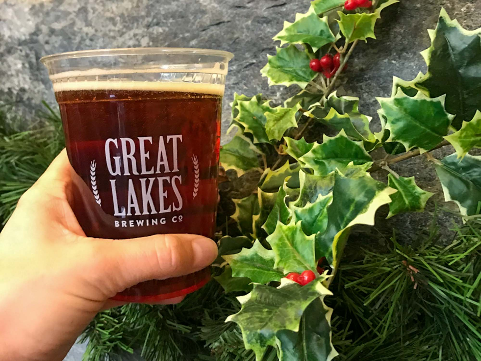 Where to Find the Best Holiday Beers & Christmas Ales in Cleveland