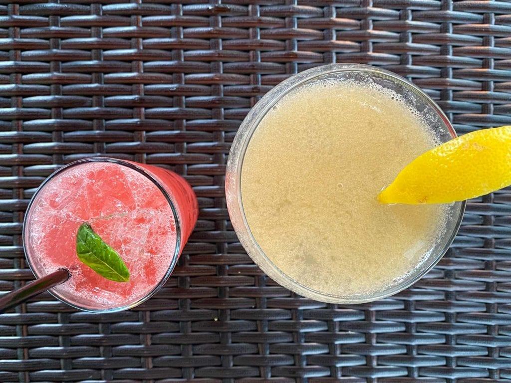 All Saints Public House cocktails