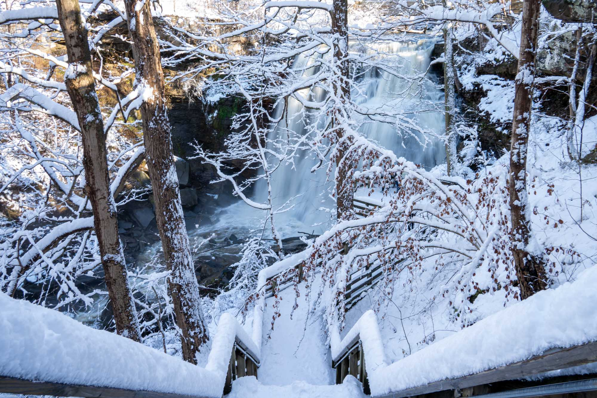 Cuyahoga Valley National Park in the Winter: Your Ultimate Guide