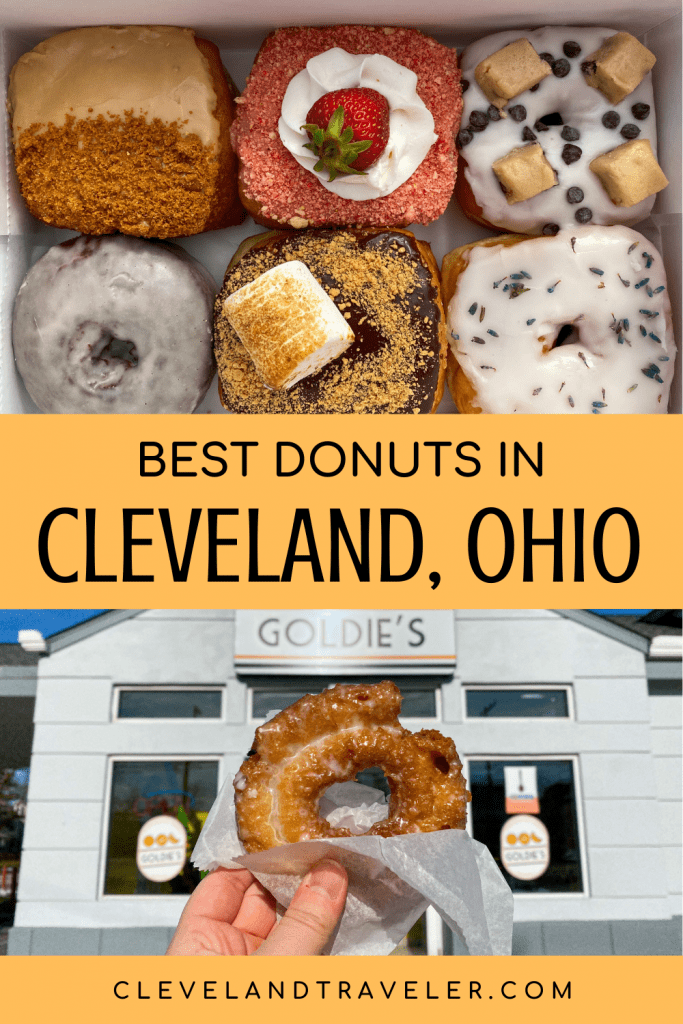 The best donuts in Cleveland, Ohio