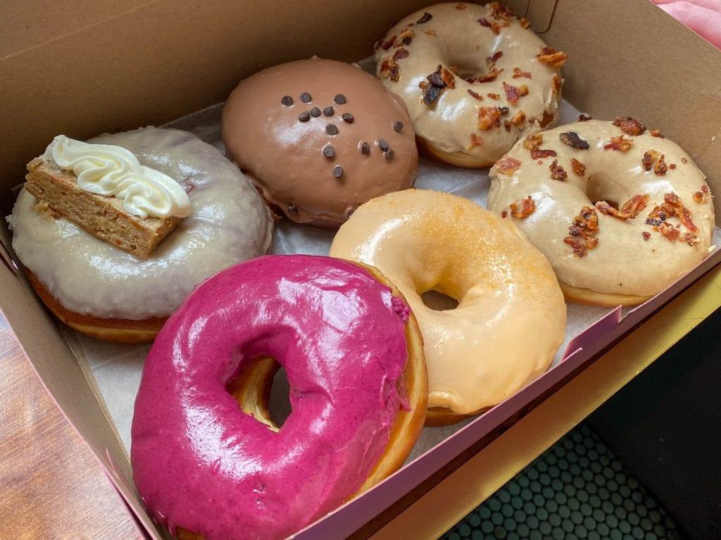 Brewnuts donuts